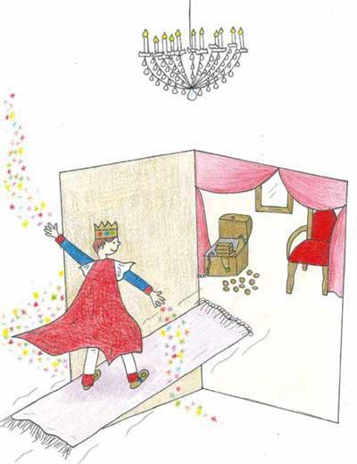 Bambini e Fantasia: Voglio diventare un vero re! | Genitorialmente