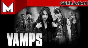 Atualizado - VAMPS volta à America do Sul e dessa vez fará show no Brasil!