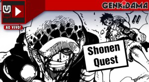 Shonen Quest - One Piece 781, Boku no Hero Academia 36, Bleach 621
