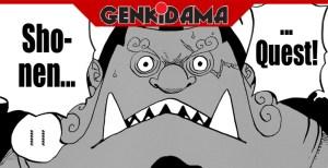 Shonen Quest - One Piece 830, Hunter x Hunter 359, Boku no Hero Academia 96, Bleach 679