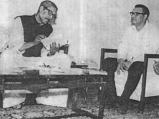 Mujib and Taj: The liberators of Bangladesh