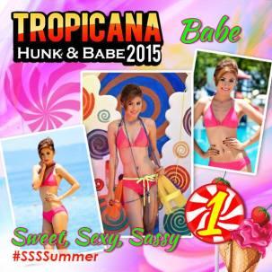 tropicana babe 2015