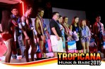 TROPICANA HUNK & BABE AWARDING CEREMONY