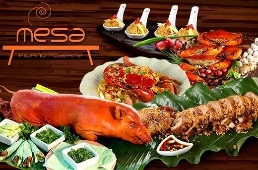 Mesa Filipino Moderne Restaurant opens at SM City Gen. Santos
