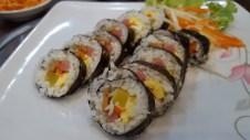 Guigui Kimbap rolled rice