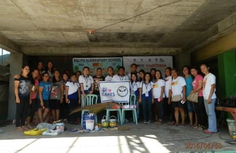 SM City General Santos joins Brigada Eskwela 2016