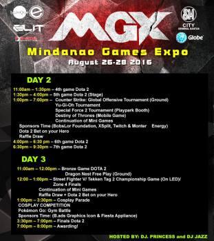 MGX DAY2