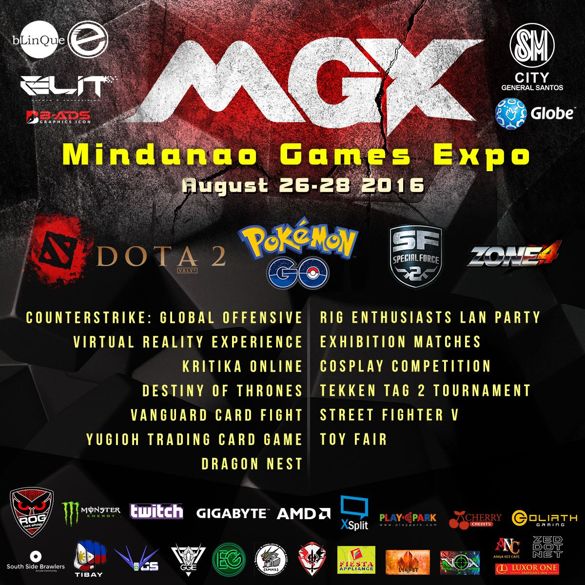 SM City Gen. Santos powers up Mindanao Games Expo this weekend