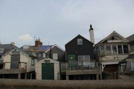 Case di pescatori riconvertite a strutture per turisti