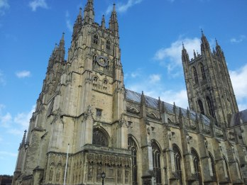 cattedrale canterbury inghilterra