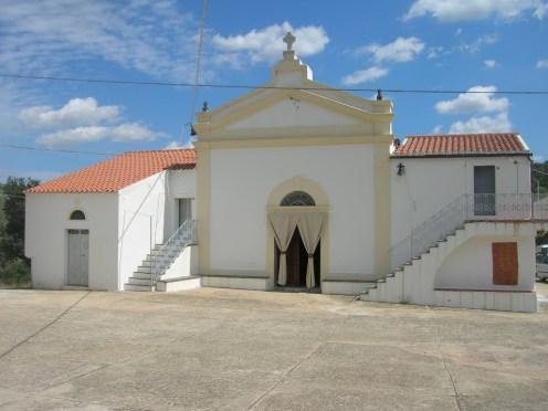 chiesa Annunziata Bitti Sardegna