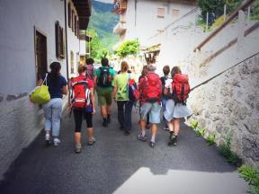 La passeggiata in Vallarsa alla scoperta delle piante locali - Trentino