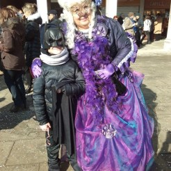 maschere strada venezia carnevale 2015