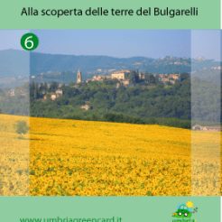mobilità sostenibile umbria green card turismo