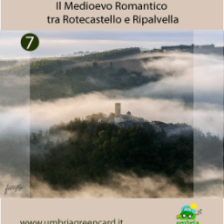 tour turistico green umbria