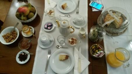 colazione villa rosy san potente umbria assisi
