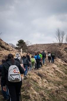 L'escursione in valle Sturla