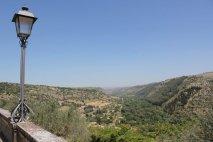 panorama monti iblei ragusa ibla
