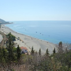 spiaggia san pasquale bova marina