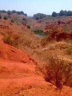 lago di bauxite