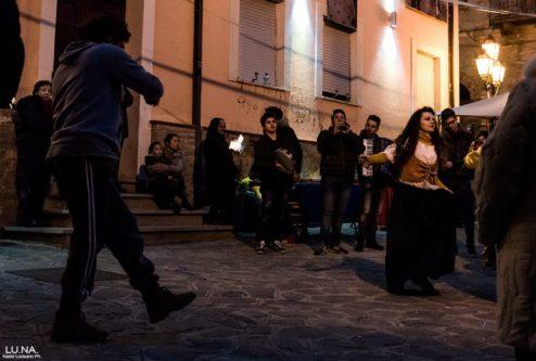 danze di carnevale calabria