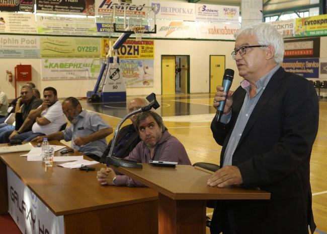 Παραιτήθηκε ο Αντίπας Σηφάκης από την προεδρία της εννιαμελούς Επιτροπής