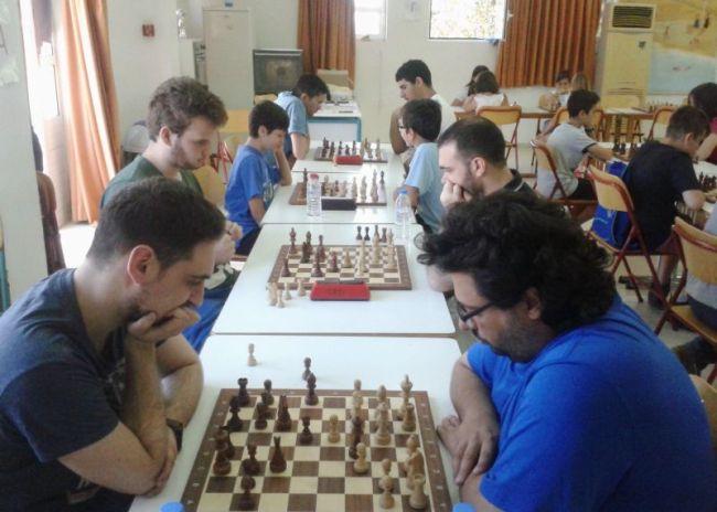 Παρέμεινε και φέτος στην Α' Εθνική το σκάκι του ΟΦΗ