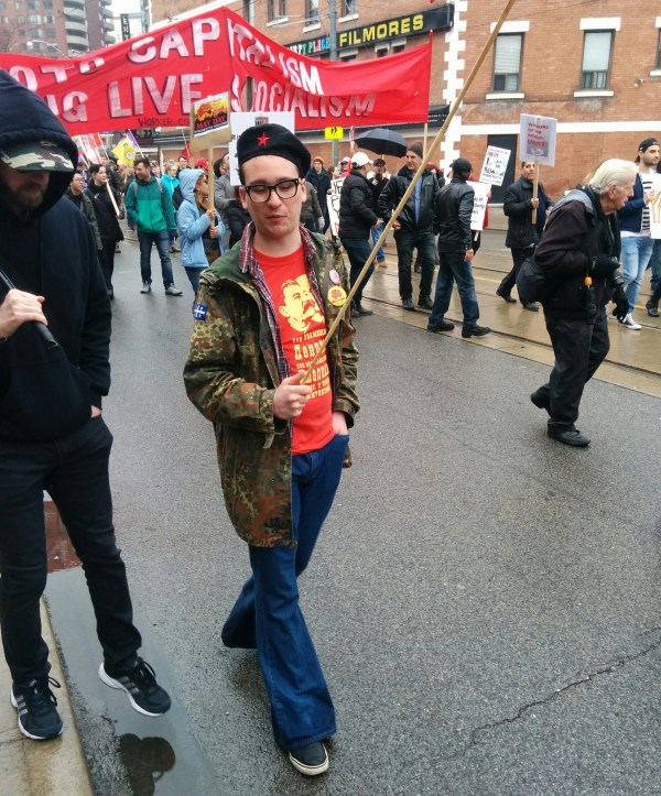 May Day Toronto: Clueless is as clueless does