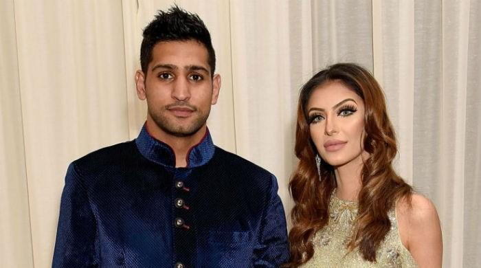 Faryal Makhdoom 'broken- hearted' after split with Amir Khan