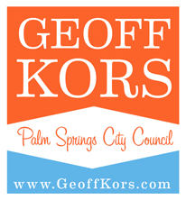 Geoff Kors for City Council 2015 | Palm Springs