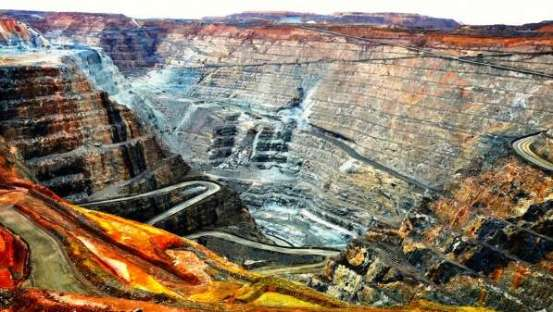 Super Pit relic revealed-GeologyPage