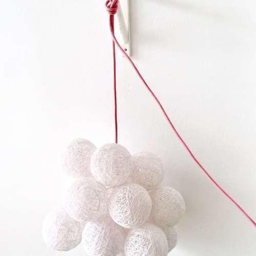 Lámpara de suspensión MOLEKULAR, de estilo nórdico
