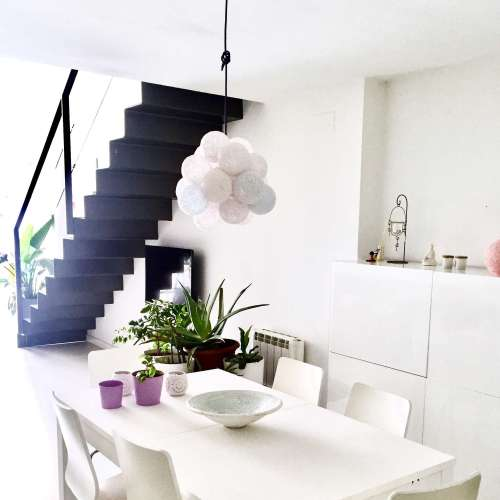 Lámpara de techo decorativa MOLEKULAR