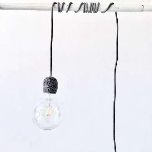 Lámpara colgante minimalista NUDE