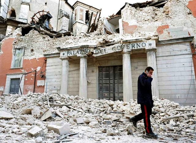 Terremoto L'Aquila: meno suicidi e più nascite nel periodo successivo al sisma