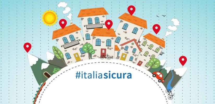 Dissesto idrogeologico: presentazione del Rapporto Ispra e della nuova piattaforma web di #italiasicura