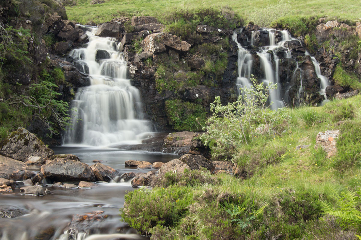 Scottish-falls