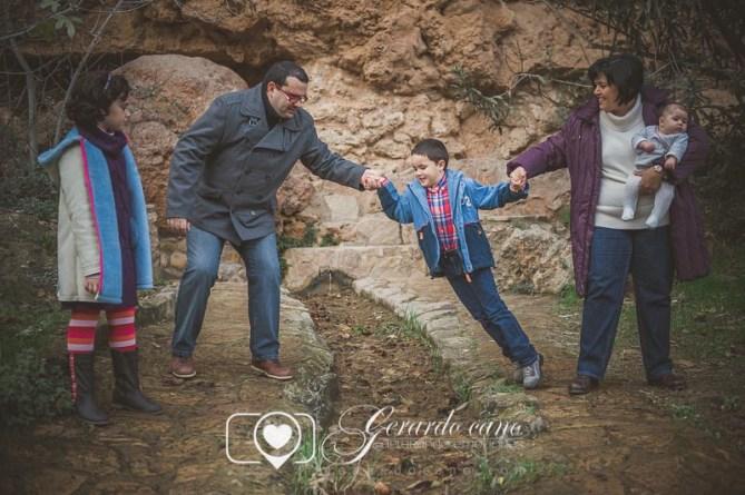 Reportaje de fotos de familia - Fotógrafo Segorbe - Fotografo de familia Castellon (41)