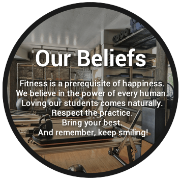 Fitness is a prerequisite of happiness. We believe in the power of every human. Loving our students comes naturally. Respect the practice. Bring your best. And remember, keep smiling!