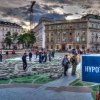Hypotopia - die Miniaturstadt am Karlsplatz