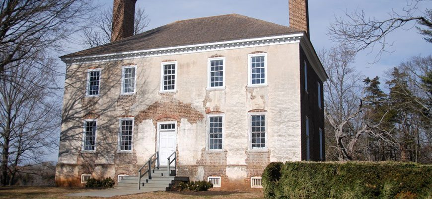 Historic Salubria House in Stevensburg, VA