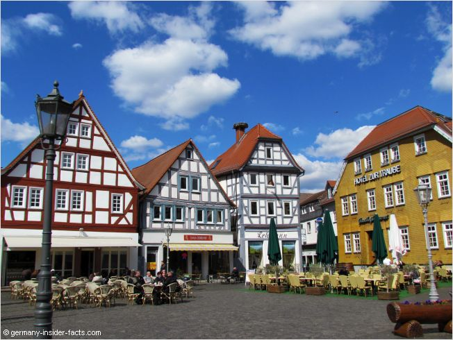 Hessen Germany   Places to Visit  Facts   Events Hessen Germany