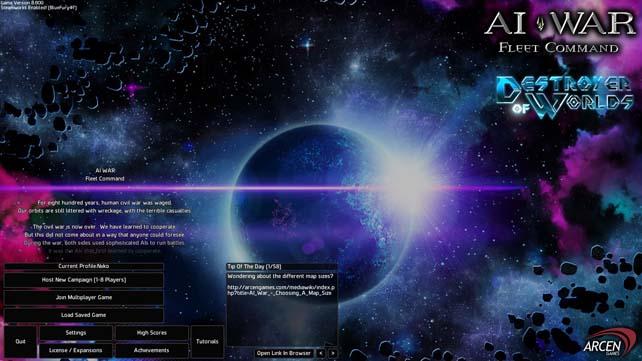 AI War Destroyer of Worlds (8)