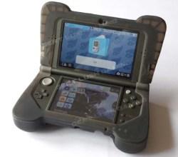 Pandaren Grip Protector Case For New 3DS XL (1)