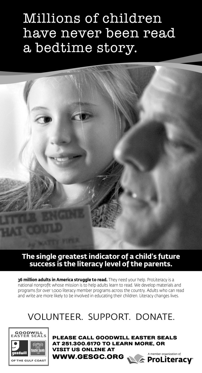 ProLiteracy GES ad