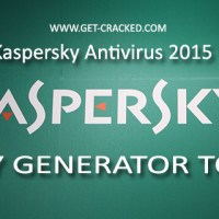 Kaspersky Anti-Virus 2015 Key Generator-Crack