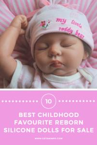 10 Best Reborn Silicone Dolls