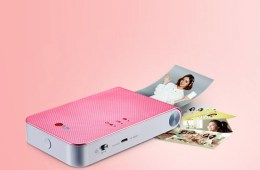 LG PoPo Pocket Photo 2 – Printing On-the-Go
