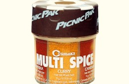 Spice Up Your Life With The Coghlan's 9961 Multi Spice Pack