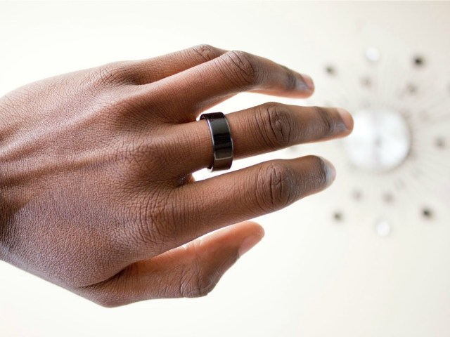 Ceramic Horizon NFC Ring is the One Ring to Rule Them All